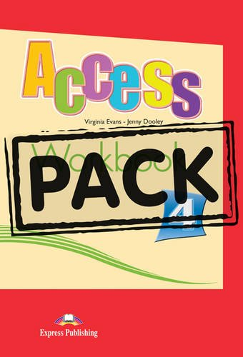 9780857779649: Access: Workbook Pack (International) Level 4