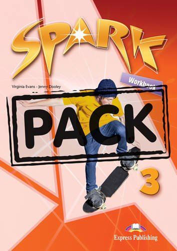 9780857779670: Spark: Workbook Pack (International) Level 3