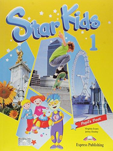 9780857779700: Star Kids: Pupil's Pack (International) Level 1