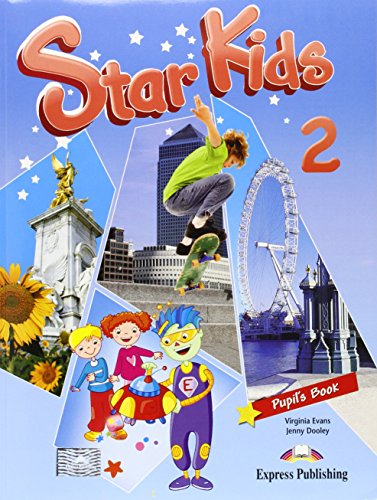 9780857779717: Star Kids: Pupil's Pack (International) Level 2