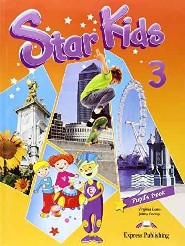 9780857779724: Star Kids 3. Pupil's Book