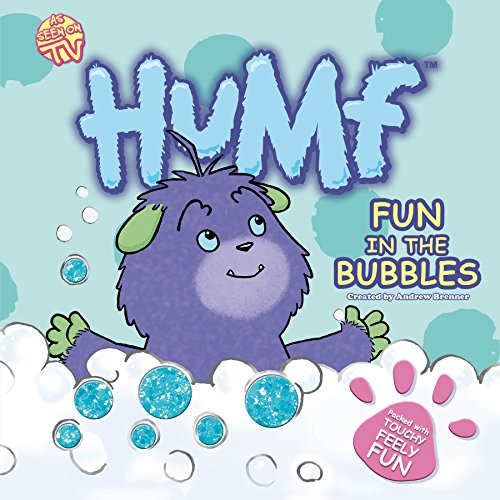9780857800176: Fun in the Bubbles (Touch & Feel)
