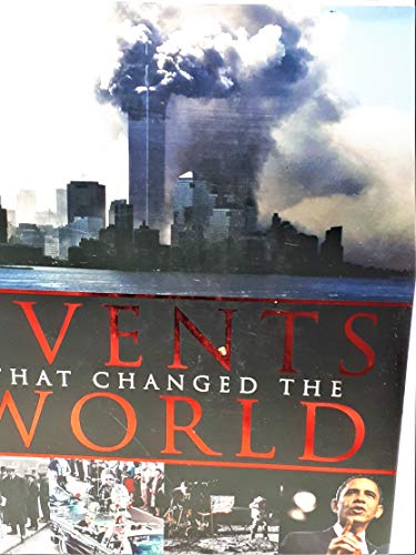 9780857800183: Events That Changed The World