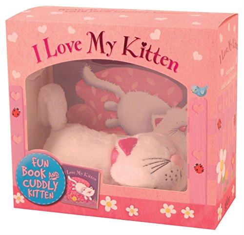9780857800268: I Love My Kitten (Book and Plush)