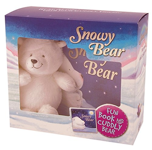 9780857800657: Snowy Tales (Book & Plush)