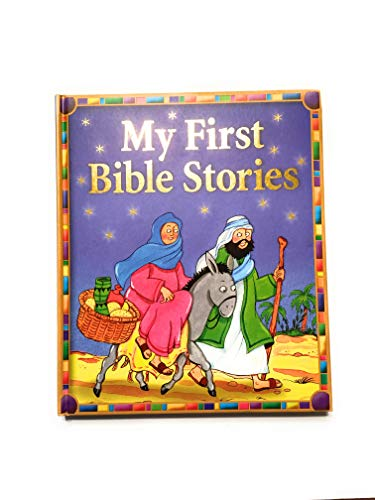 9780857800688: My First Bible Stories