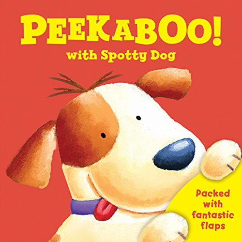 9780857802644: Peek a Boo with Spotty Dog (Peek a Boo Flap Books)