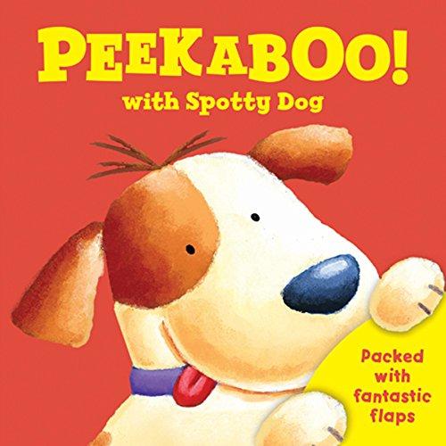 9780857802644: Peek a Boo with Spotty Dog (Peek a Boo Flap Books)