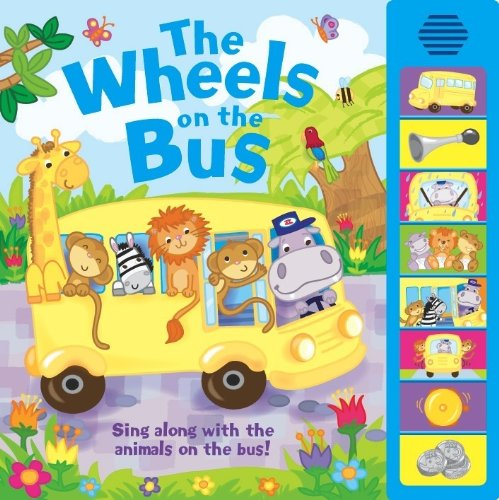 9780857802910: The Wheels on the Bus (My First Play Box)