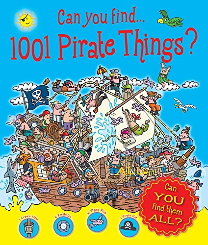 9780857803054: Can You Find 1001 Pirates and Other Things?