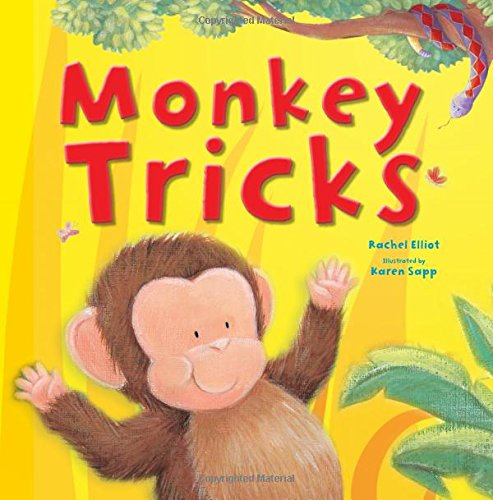 9780857804280: Monkey Tricks (Picture Flats and CD)