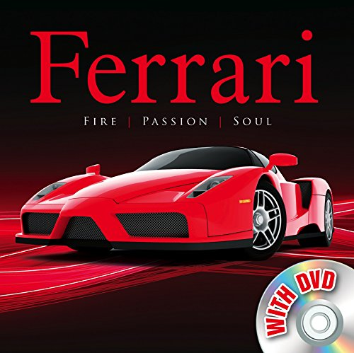 9780857804891: Ferrari (Vehicle Book and DVD)