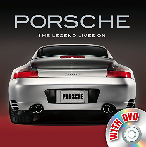 9780857804907: Porsche (Vehicle Book and DVD)