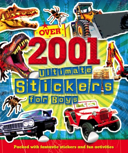 9780857805461: 2001 Ultimate Stickers (2001 Stickers)