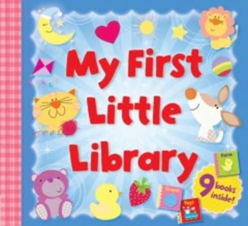 9780857805669: My First Little Library (9in1 Book)
