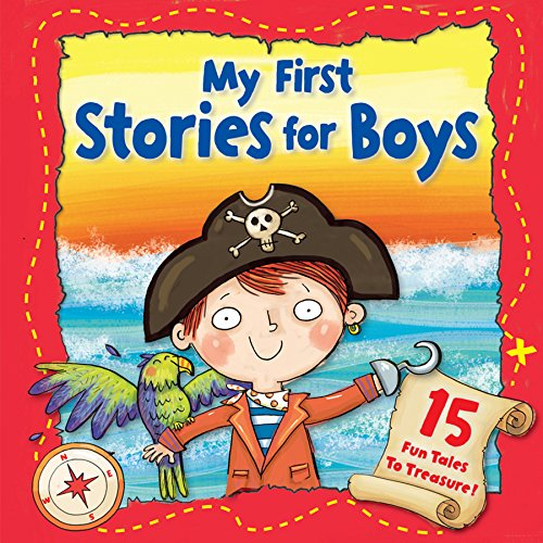 9780857805690: My First Stories for Boys (My First Treasury)