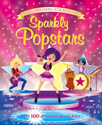 9780857805898: Sticker Dolly Dressing: Pop Stars (Sticker and Activity)
