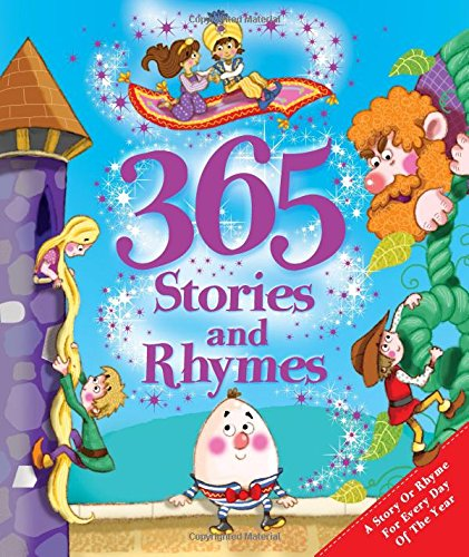 9780857805928: 365 Stories and Rhymes (Story Time Treasuries 2)