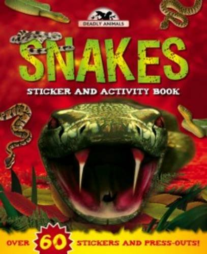 9780857806048: Deadly Animals: Snakes