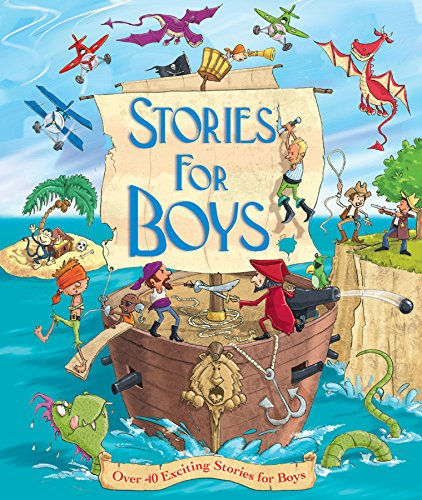 9780857806314: Stories For Boys (Treasuries)