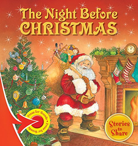 9780857806864: Storeis to Share - The Night Before Christmas: With Sounds (Picture Book and More)