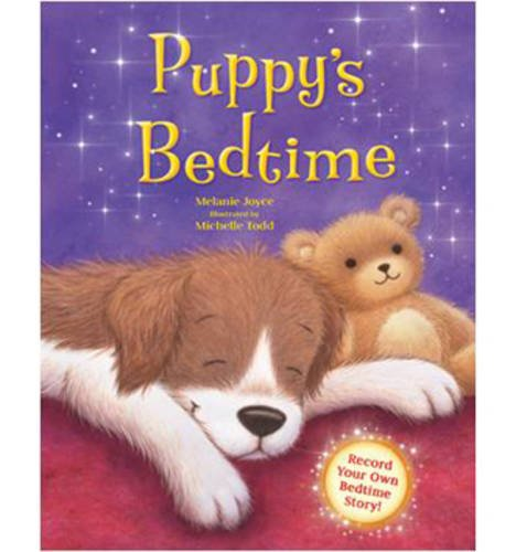 9780857807120: Read Me to Sleep: Puppy's Bedtime (Read Record Play)