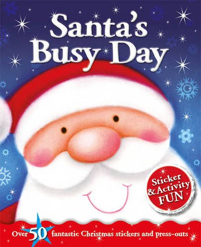 9780857807212: Christmas Fun: Santa's Christmas (Sticker and Activity)