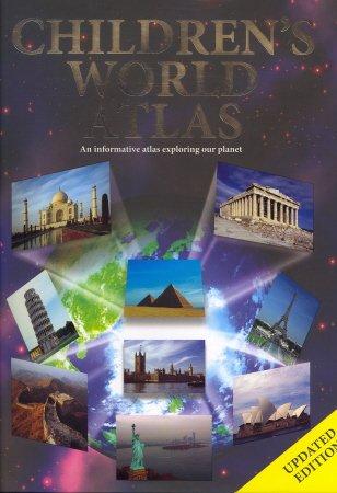 9780857807427: Childrens World Atlas (Let's Discover)