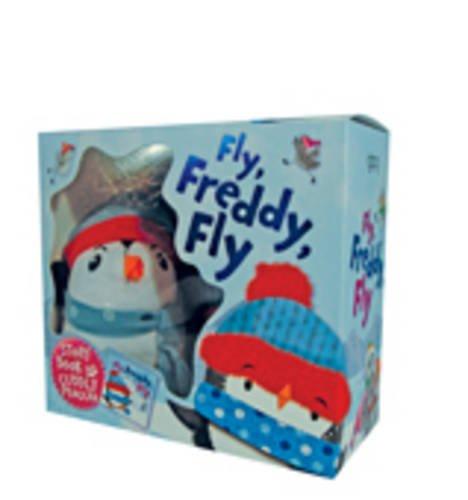 9780857807687: Fly, Freddy, Fly (Book & Plush)