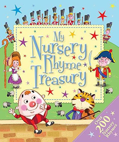 9780857807724: My Treasury of Nursery Rhymes (Treasuries)