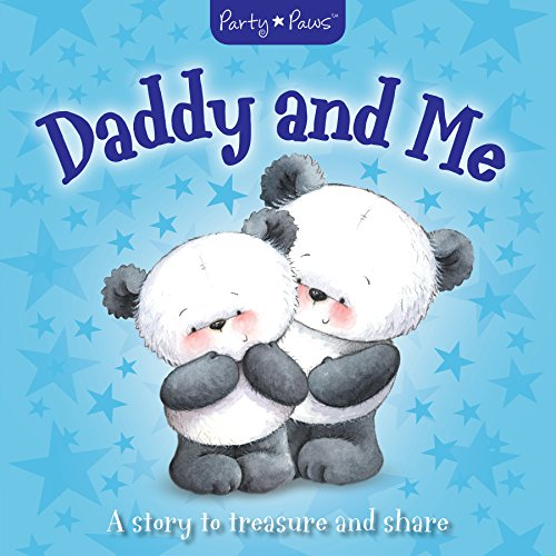 9780857808509: Party Paw's Daddy & Me (Gift Book)