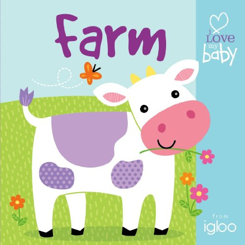 9780857809193: Playtime Pals: Farm (I Love My Baby - Buggy Boards)