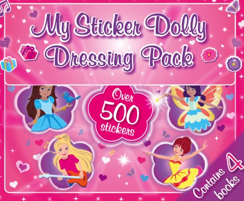 9780857809377: Sticker Doll Dressing