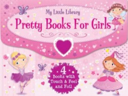 9780857809537: My Little Library: Pretty Books for Girls (Board Books Wallet)