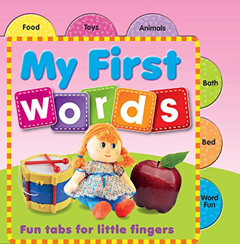 9781781974513 First Words Tiny Tots Easels AbeBooks 1781974519