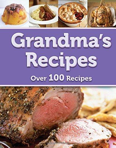9780857809872: Grandma's Recipes (Taste Cookbooks)