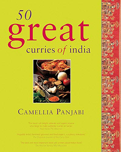 9780857830036: 50 Great Curries of India