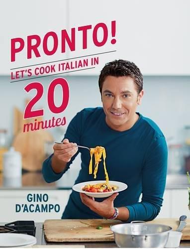 9780857831026: Pronto! (Gino D'Acampo)