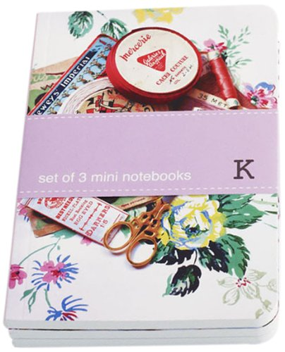 9780857831293: Set of 3 Mini Notebooks : Make Do and Mend