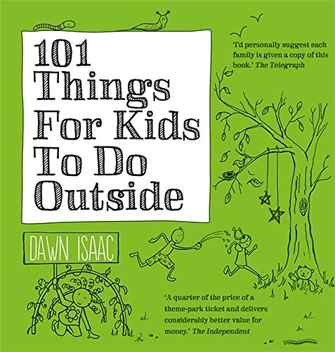 9780857831835: 101 Things for Kids to Do Outside