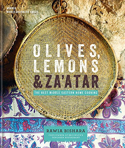 9780857832306: Olives, Lemon & Za'atar: The Best Middle Eastern Home Cooking