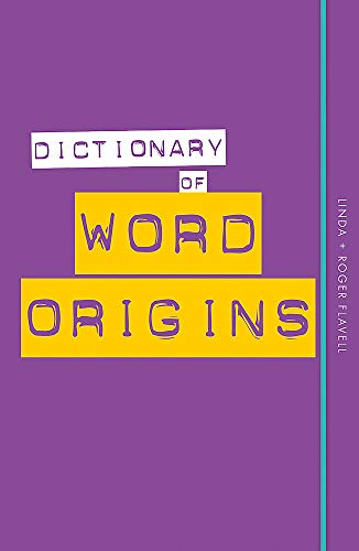 9780857834027: Dictionary of Word Origins