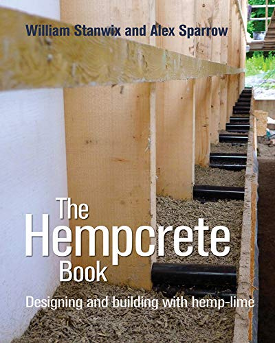 9780857841209: The Hempcrete Book: Designing and Building With Hemp-Lime