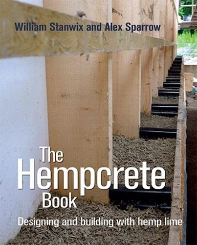 9780857842244: The Hempcrete Book: Designing and building with hemp-lime