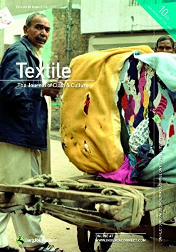 9780857852755: Textile: The Journal of Cloth & Culture