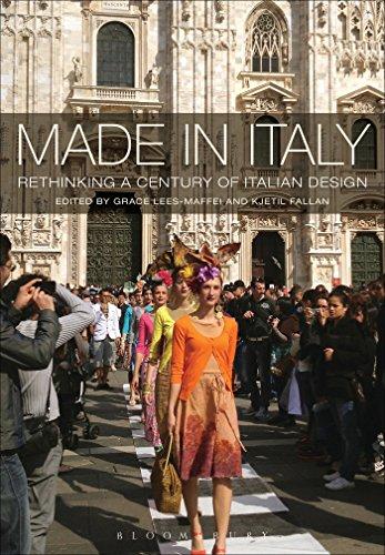 9780857853899: Made in Italy: Rethinking a Century of Italian Design