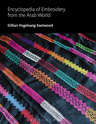 9780857853974: Encyclopedia of Embroidery from the Arab World