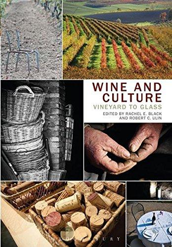 Wine and Culture: Vineyard to Glass: Rachel Black; Robert C. Ulin