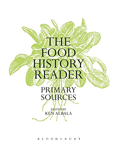 9780857854124: The Food History Reader: Primary Sources