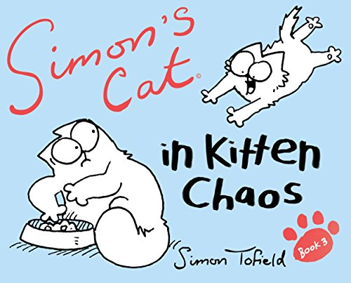 9780857860781: Simon's Cat 3: In Kitten Chaos